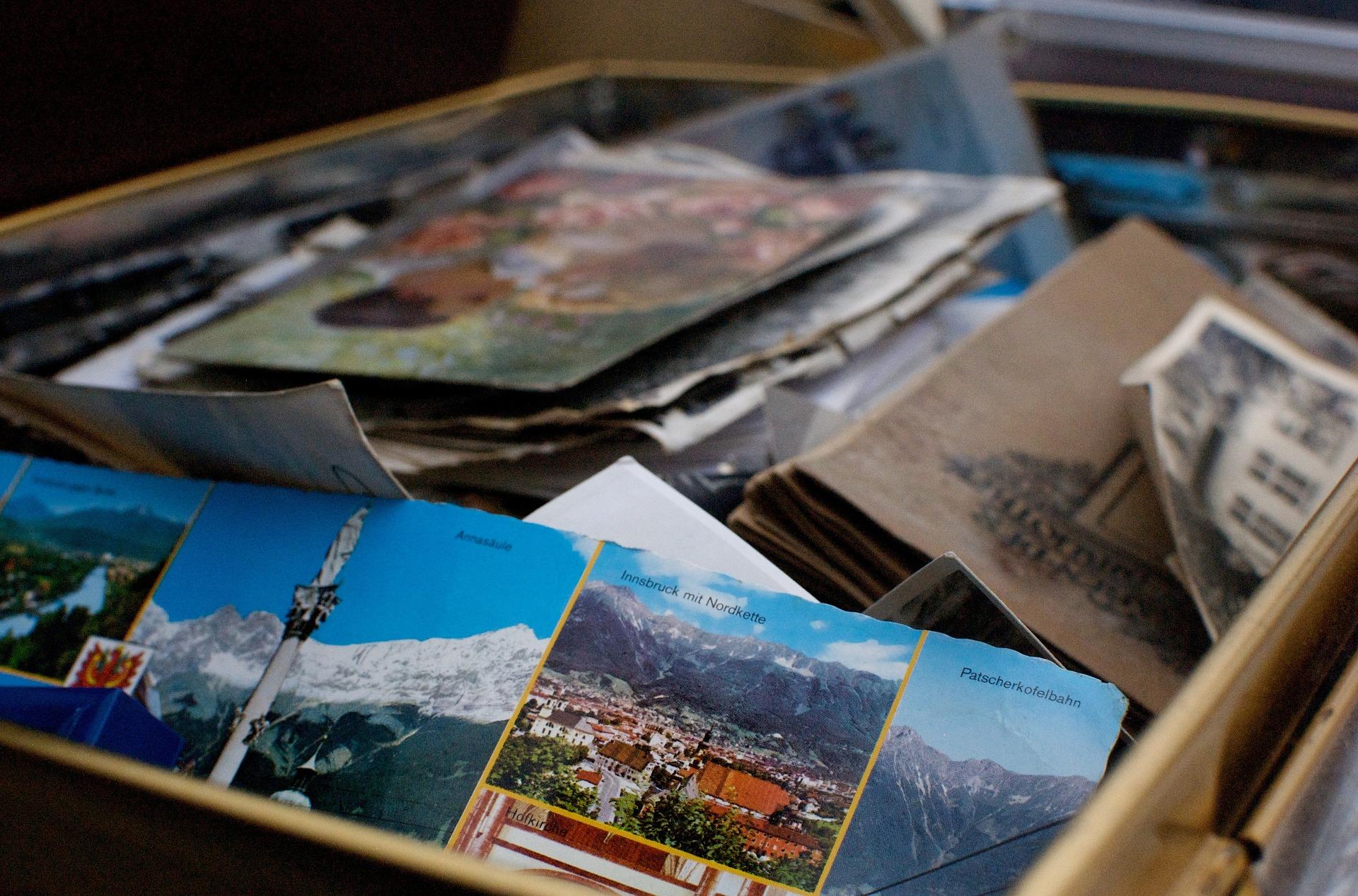 Renowacja Starych Fotografii